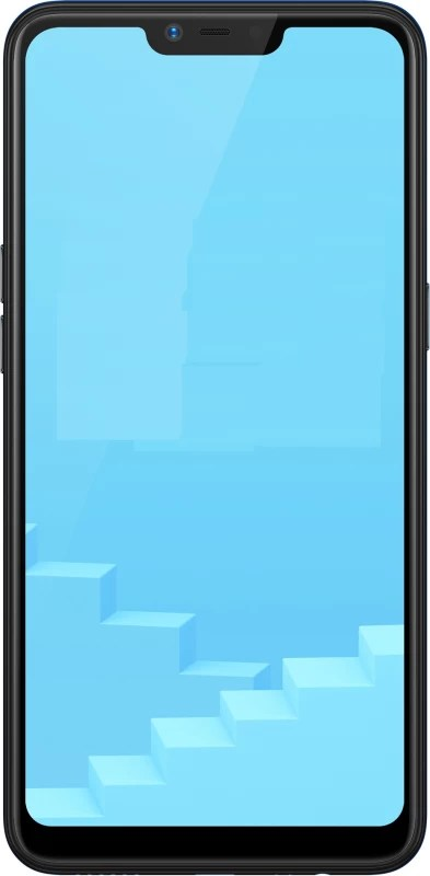 Realme C1 (Mirror Black, 16 GB)(2 GB RAM)