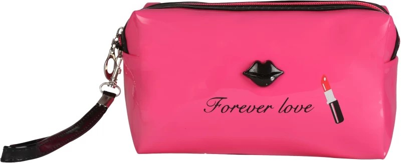 FabSeasons Cosmetic Pouch(Pink)