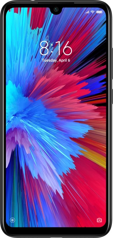 Redmi Note 7 (Onyx Black, 32 GB)(3 GB RAM)