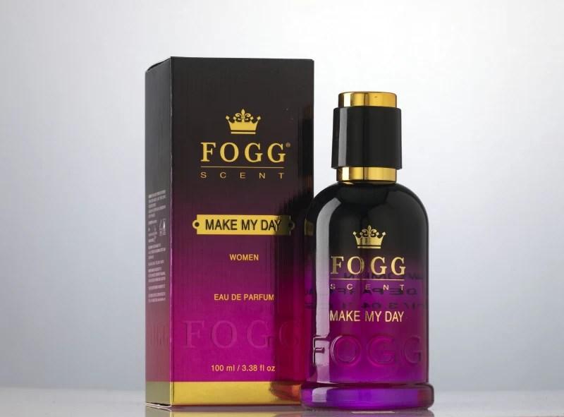 Fogg Scent Make My Day Eau de Parfum - 100 ml(For Women)