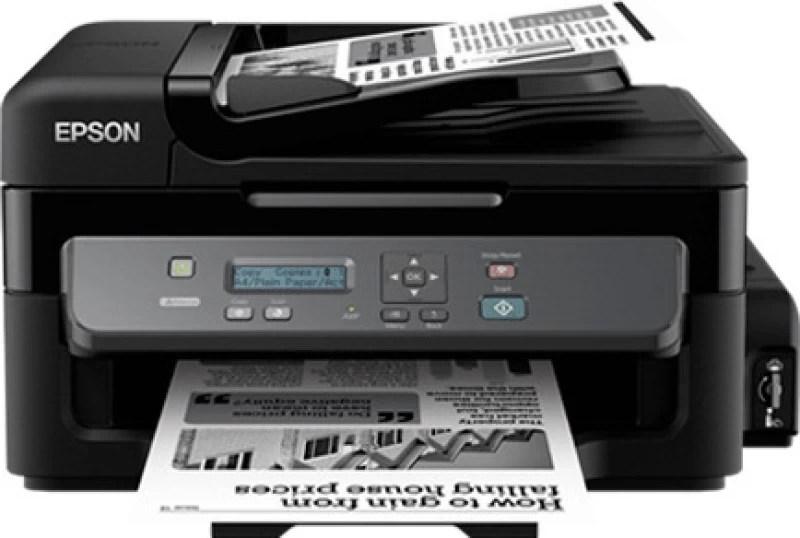 Epson M200 Multi Function Printer(Refillable Ink Tank)