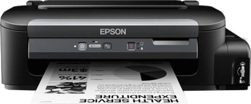 Epson M100 Single Function Inkjet Printer(Refillable Ink Tank)