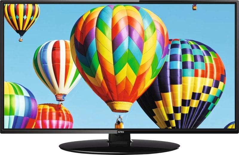 Intex 80cm (32 inch) HD Ready LED TV(LED-3210)