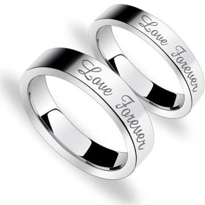 magic love couple rings