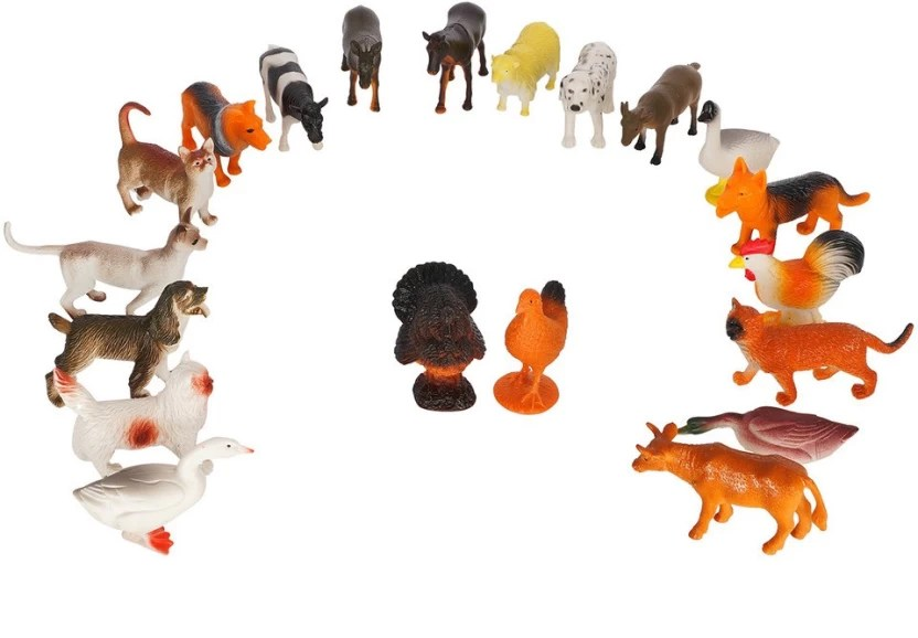 zaid collections farm animals