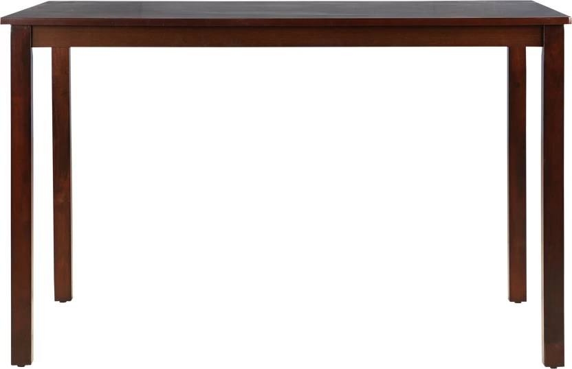 stella sofa table city ad hometown solid wood 4 seater dining price in india finish color dark walnut