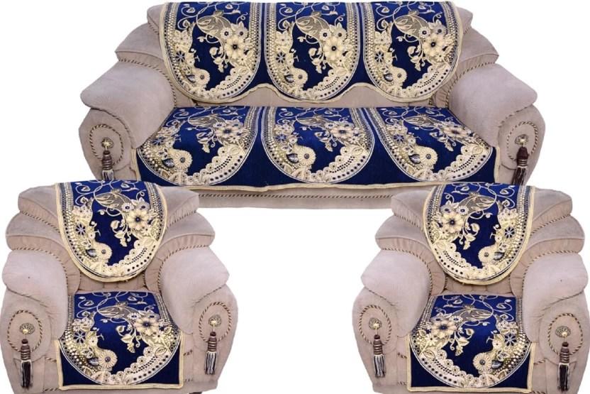velvet sofa fabric online india ikea red leather vivek homesaaz 10 pieces cover price in