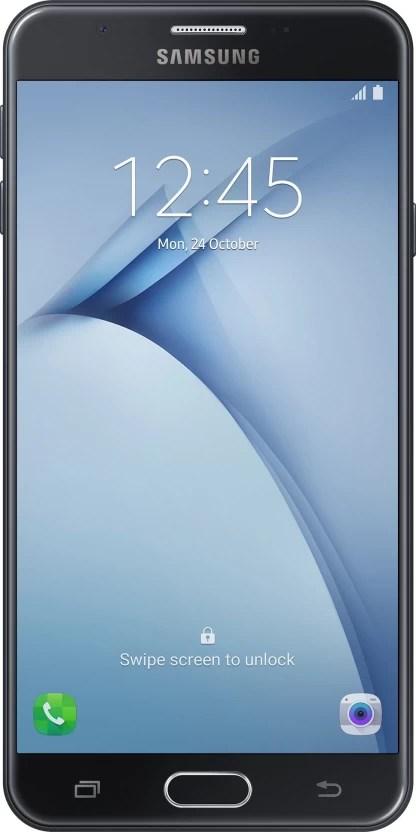 Samsung Galaxy On Nxt (Black, 64 GB)  (3 GB RAM)