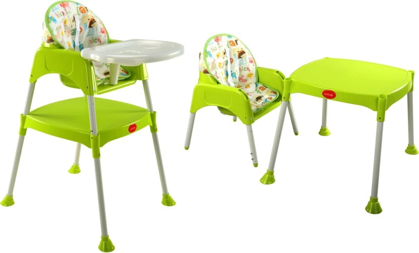 green high chair bar height table and chairs canada luvlap 3 in 1 baby buy care products