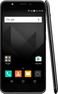 Yu Yureka Black (Chrome Black, 32 GB)
