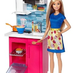 Barbie Kitchen Playset Anti Fatigue Mats Doll Buy