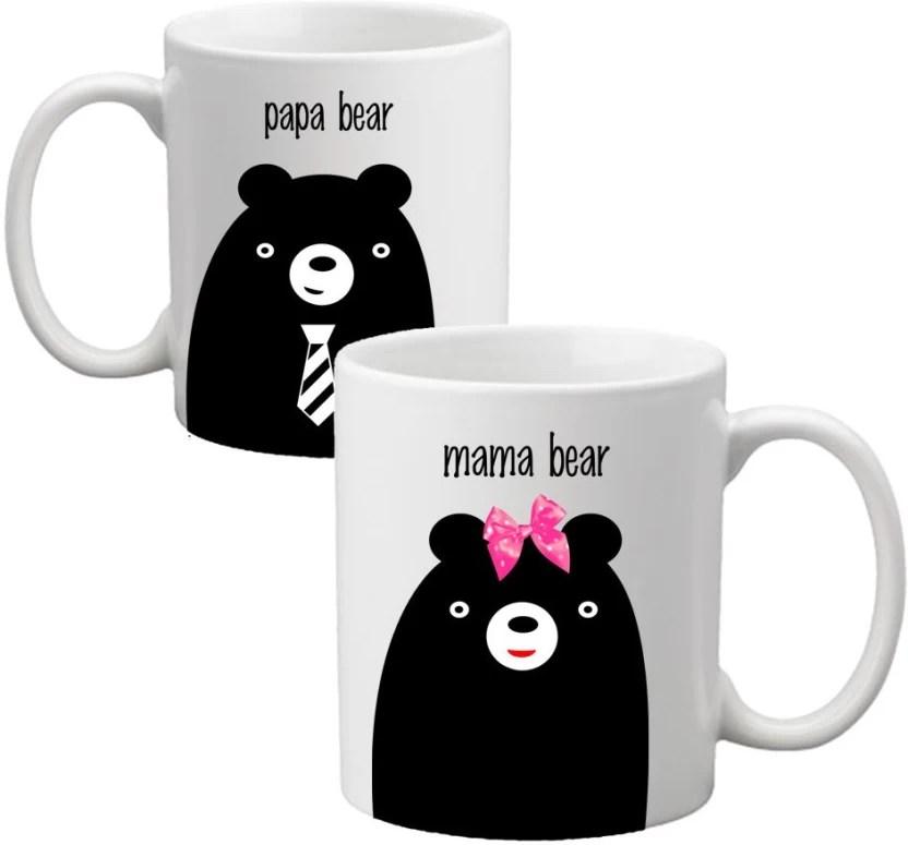 couples mug mama bear