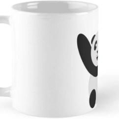 Steel Chair In Wwe Marvel Avengers Bean Bag Shopsmeade Wwf Panda Parody Wrestling 36663 Ceramic Mug