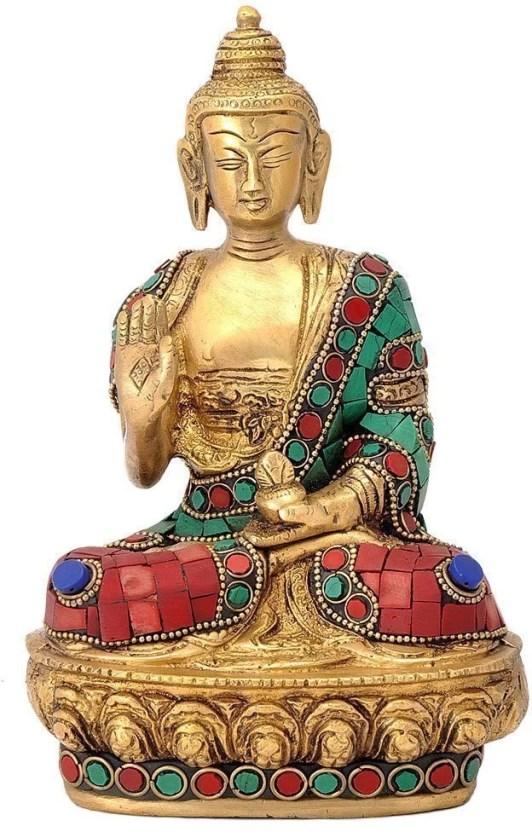 idolcollections brass indian gautam