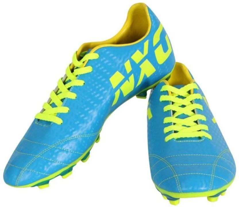 Vector  football shoes for men blue also buy rh flipkart