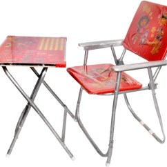 Portable Study Chair Mickey Mouse Table And Chairs Target Sunshine Gifting Baby Multi Color Foldable Set Red Solid Wood Desk Finish