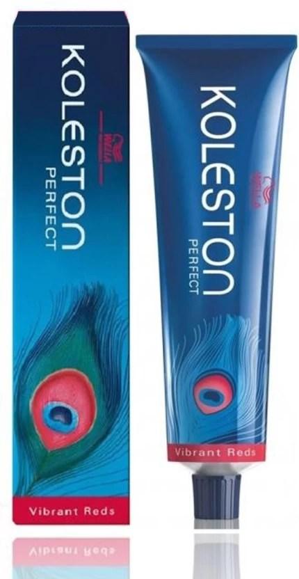 Wella koleston perfect vibrant red hair color also price in india buy rh flipkart