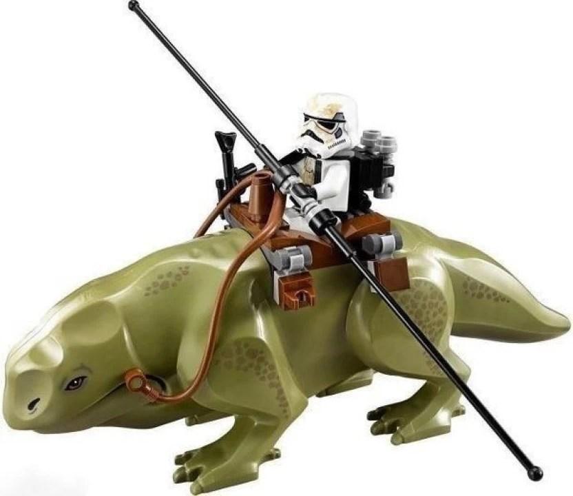 lego star wars dewback