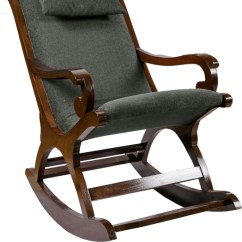Rocking Chair With Footrest India Mini Surprise Interiors Greyrock Solid Wood 1 Seater Chairs Price Finish Color Grey
