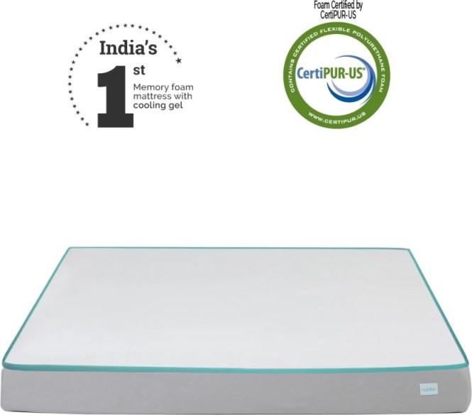 Nubliss Nx Gen Memory Foam With Cooling Gel 6 Inch Queen Mattress