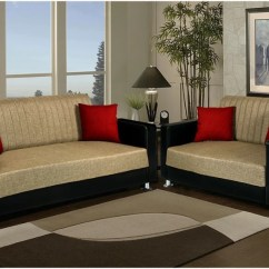 Beige Sofa Set Polyester Covers Peachtree Fabric 3 2 Price In India Buy Online At Flipkart Com