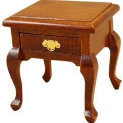 Wooden Chairs With Arms India Reclining Office Australia Sodialr 1 12 Dollhouse Miniature Furniture Bedside Cabinet Brown Multicolor