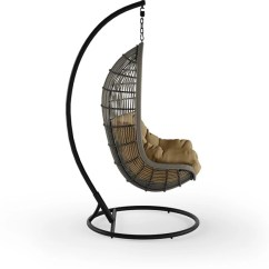 Swing Chair Stand India Active Sitting Ball Urban Ladder Piver With Colour Brown Metal Outdoor