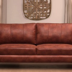 Leather Vs Fabric Sofa India Ebay Sofas And Couches Peachtree Majestic 3 Seater Brown Leatherette Finish Color
