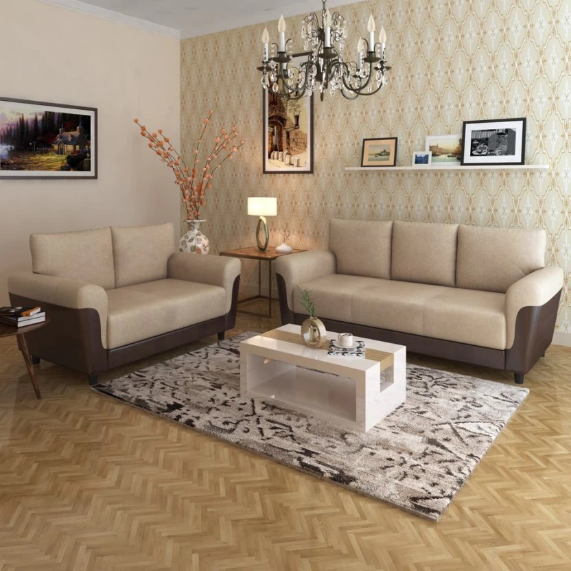 sofa set designs for indian homes discount and loveseat sets home by nilkamal saviour fabric 3 2 price in india buy online at flipkart com