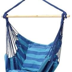 Hanging Chair Flipkart Mainstays Outdoor Rocking White Kaushalendra Hammock Swing Cotton Nylon Price In Blue