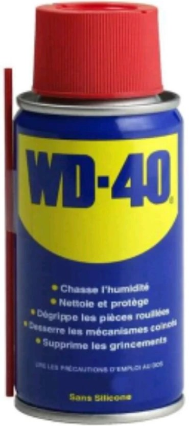 wd40 170gm rust removal
