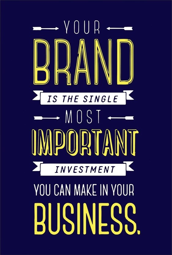 your brand the single