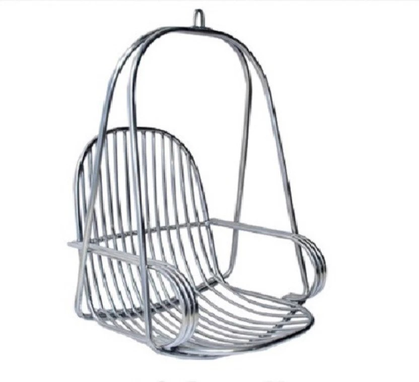 hanging chair flipkart decoupage chairs for sale kaushalendra hammock adult steel swing price in india
