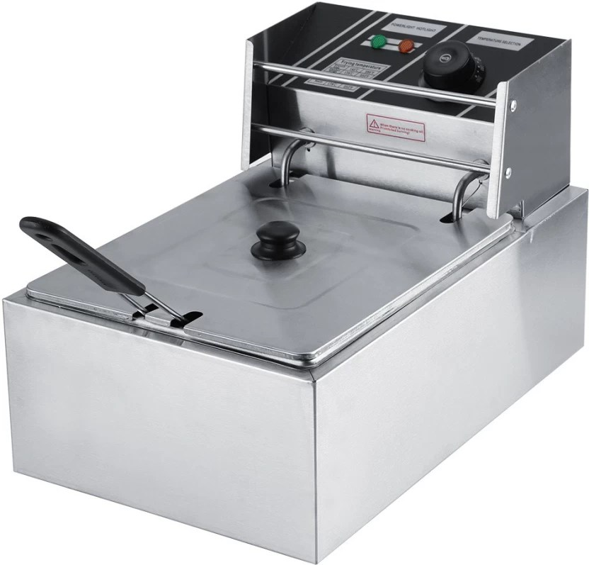 kitchen fryer how to refinish cabinets without stripping the urban uk elf04 8 l electric deep price in india