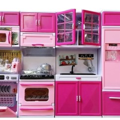 Kitchen Set Design Charlotte Nc Elektra Dream House Kids Luxury Battery Operated Super Toy With Light And