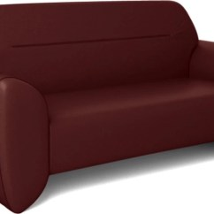 Godrej Chair Accessories Ikea Hanging Kids Interio Baymax Leatherette 3 Seater Sofa Price In India Buy Finish Color Wine Red
