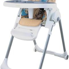 Height Adjustable High Chair Baby Bentwood Bistro Chairs Uk Baybee Littlehug Seven Position Premium Quality Feeding Grey