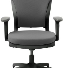 Godrej Chair Accessories Fishing Online Interio Motion Polyester Office Executive Price In Grey