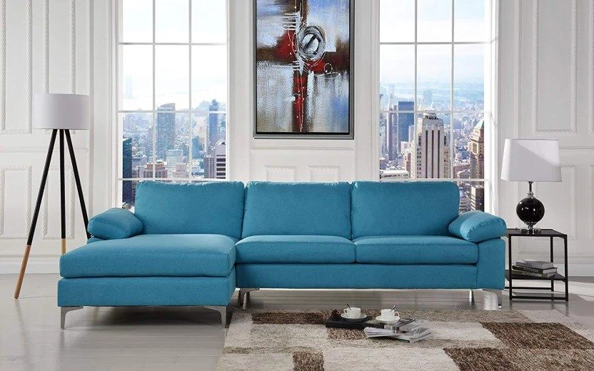 sectional sofa purchase living room idea with grey style crome furniture modern large linen fabric l shape couch extra wide chaise lounge blue leather 4 seater finish