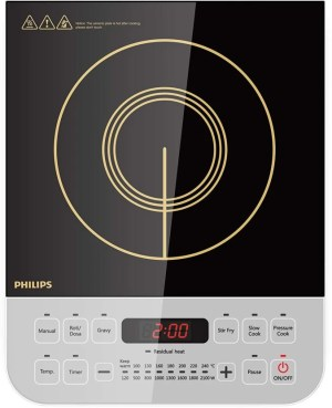 Philips HD4928/01 Induction Cooktop