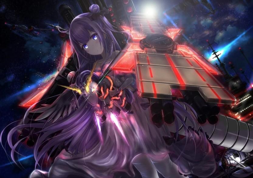 athah anime crossover unicorn