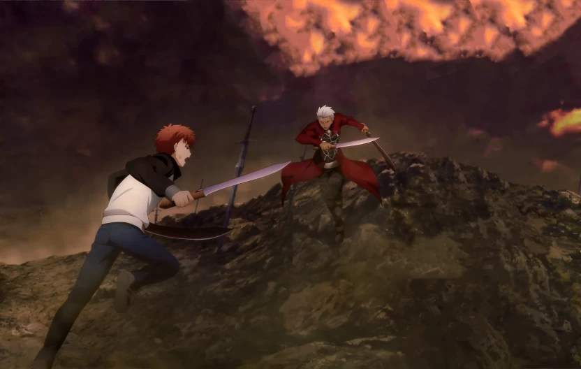 athah anime fate stay