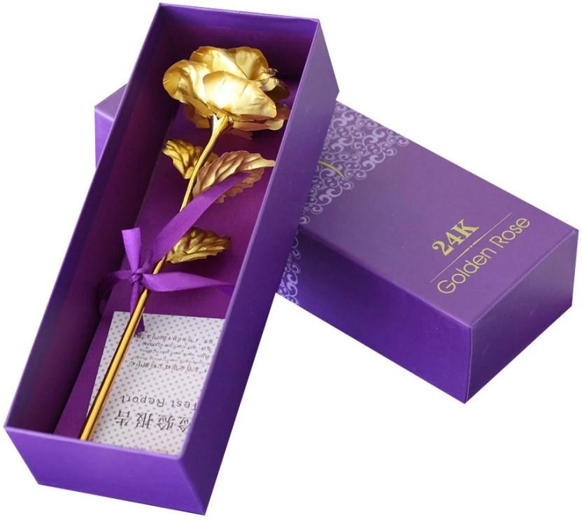 timon 24k golden rose