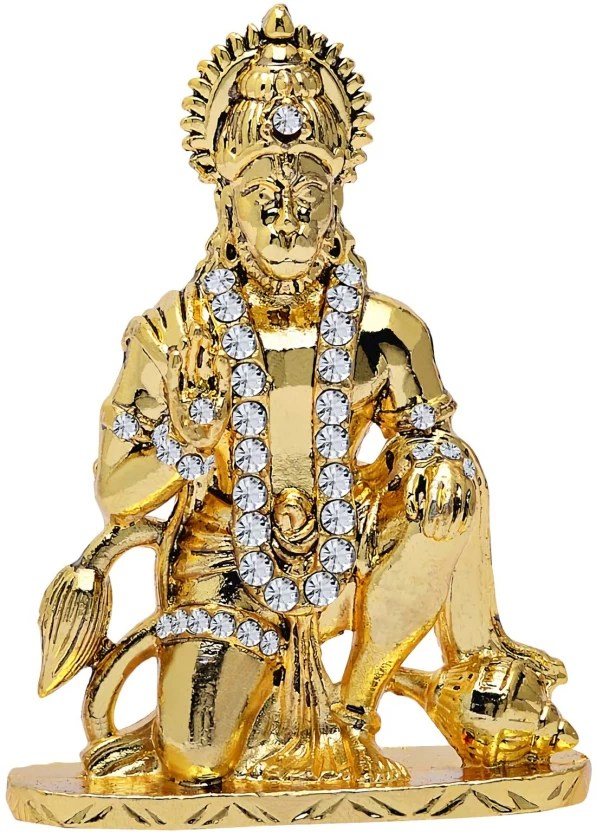 gct lord hanuman idol