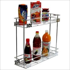 Kitchen Corner Shelf Colors For Kitchens Rbj Stainless Steel Multipurpose Rack