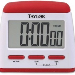 Taylor Kitchen Timer Ada Sink Precision Products 5853 Price In India Buy
