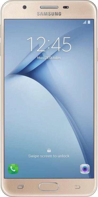 Samsung Galaxy On Nxt (Gold, 32 GB, 3 GB RAM)