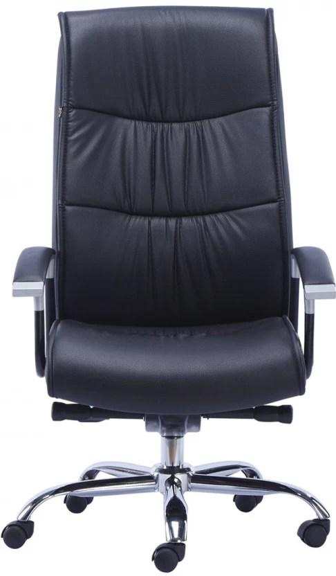 revolving chair hof metal desk vintage zoro 451 premium leatherette office arm price in india black