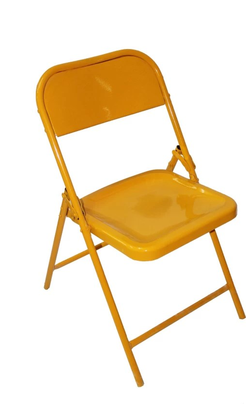 folding chair india amazon lawn chairs smalshop pride na office visitor price in orange