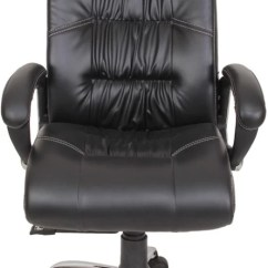 Office Chair Price Theater Chairs Ks Leatherette Arm In India Buy Black